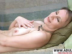 Realy Nice MILF Tiffany Relaxes After Orgasm