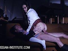 Secretary Sodomized in Dodgy Russian Warehouse