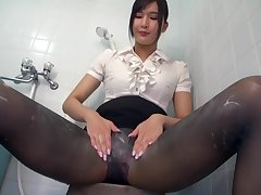 Naughty Asian Milf Julia Unexcelled