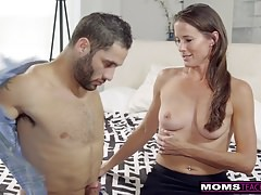 MomsTeachSex - I Fuck My Friends Mom For Practice S7:E6