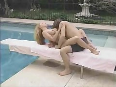 Blonde MILF Ripped By The Come together