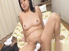 Mako Anzai - JAV Full-grown And Her Sexual Thrills