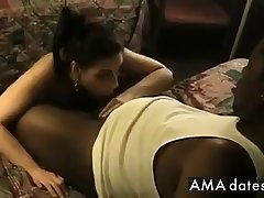 Young Amateur Cookie Takes BBC