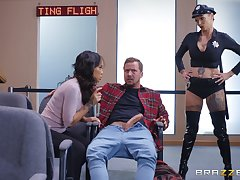 partnership play with Anna Bell Peaks is something that her friends can't forget