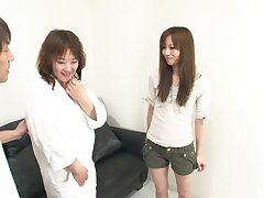 Kinky and nasty Japanese likes to play enclosing fairy sex games