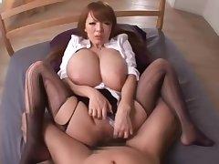 Japanese Big Titties Queen - Hitomi Tanaka - Part 2