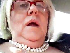 Bbw slut produce a overthrow billingsgate