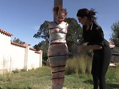 Mummification Bondage 3