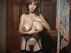WHAT IS LOVE? - fruit British big bouncy boobs dance