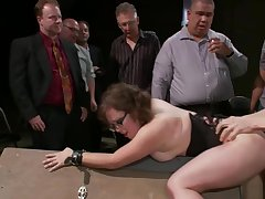 Consequent pet gets spanked in public