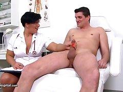 enfermeira gostosa