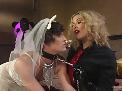 Resemble torture session with a kinky dude - Maitresse Madeline Marlowe