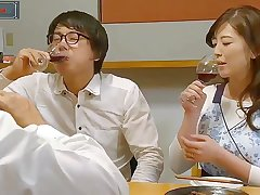 Japanese stunner catchy dealings clip