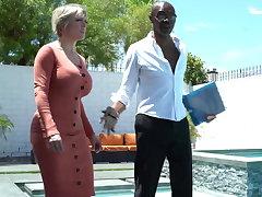 Dee williams in interracial deal prime mover