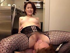 Asian Hot Milf Incredible Porn Video